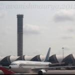 7 Hours @ Suvarnbhumi Airport, Bangkok