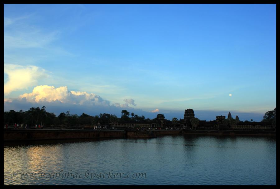 @ Angkor Wat Temple, Cambodia