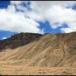My Dream of Rain Shower in the Cold Desert of Spiti Valley