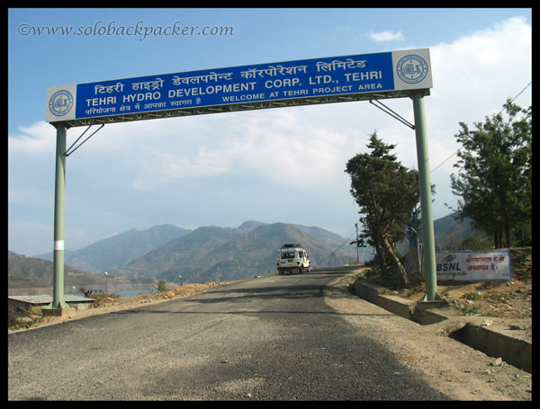 Welcome to Tehri Dam