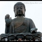 Hong Kong Memories 6: Visit to Big Buddha Statue at Lantau Island