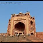 Fatehpur Sikri Part 1: Buland Darwaja, Jama Mosque and Sheikh Salim Chisti's Tomb