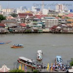 A Day in Bangkok Along The Chao Phraya River