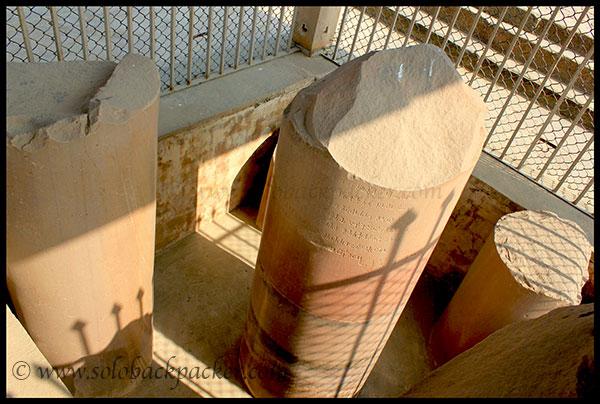 pillar base