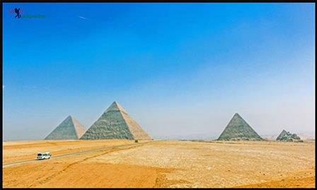 How to Reach Giza Pyramids from Downtown Cairo?   Solo