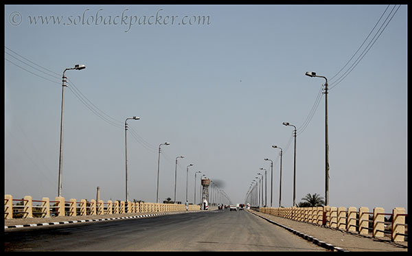 Edfu Bridge