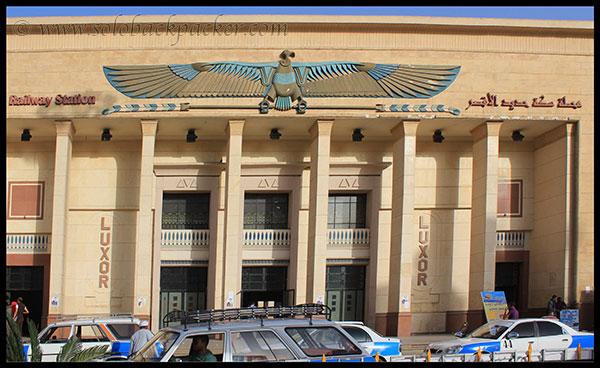 Luxor Railway Station