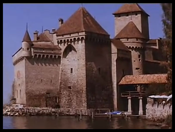 The Chillon Castle