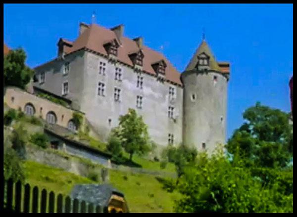 Castle of Gruyeres