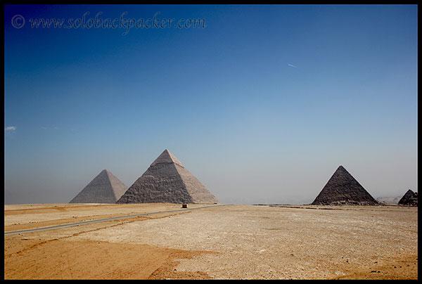 3 pyramids
