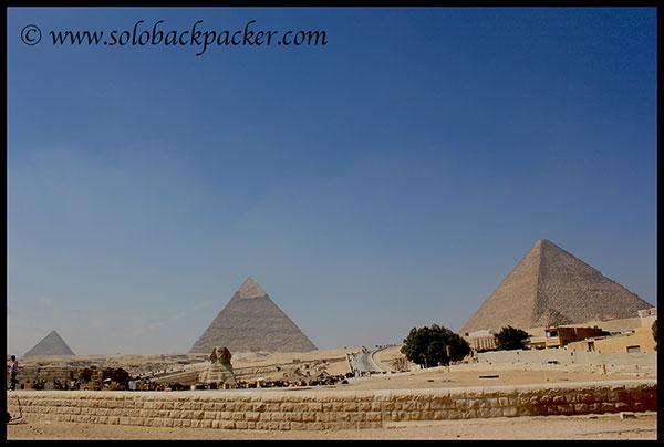 Pyramid Complex of Giza