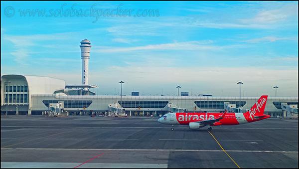 ATC Tower at LCCT, Kuala Lumpur Airport