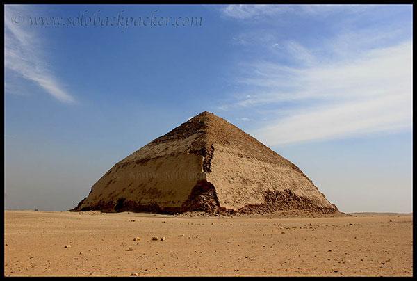 Bend Pyramid Dahshur