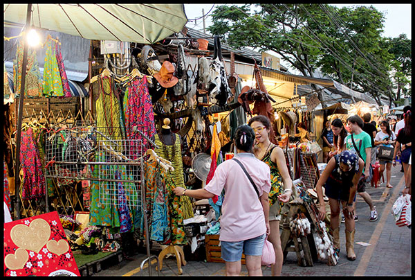 Ladies Wear Shop@Chatuchak Market