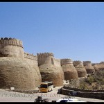 The Great Wall of India at Kumbhalgarh Fort