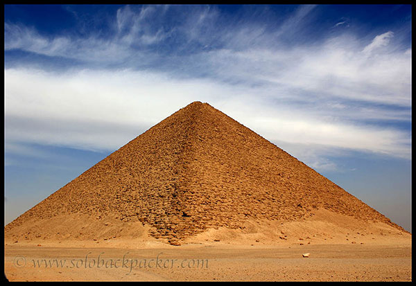 Red Pyramid Dahshur