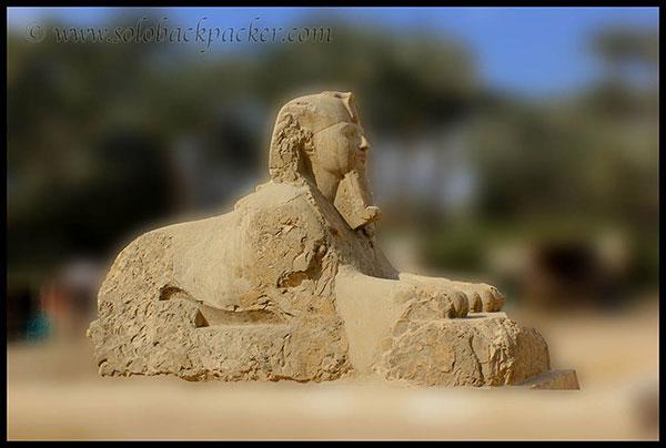 Sphinx Statue Memphis