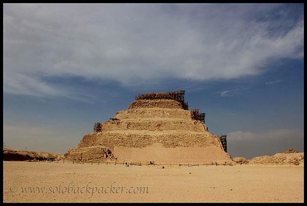 Stepped Pyramid Saqqara