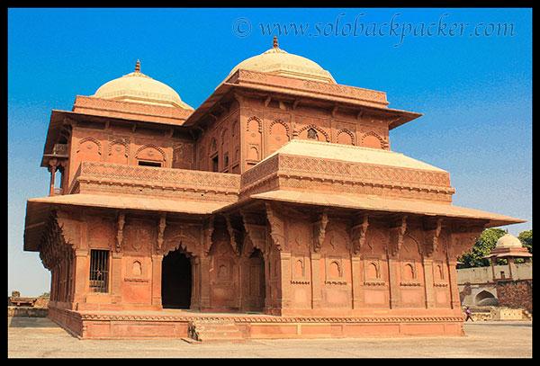 Birbal's House @ Fatehpur Sikri