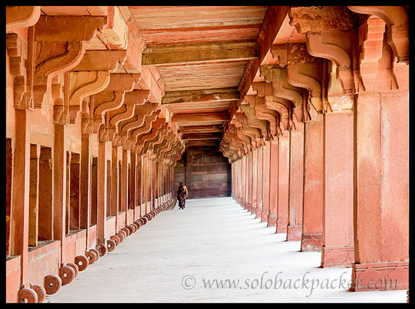 Camel Stable @ Fatehpur Sikri