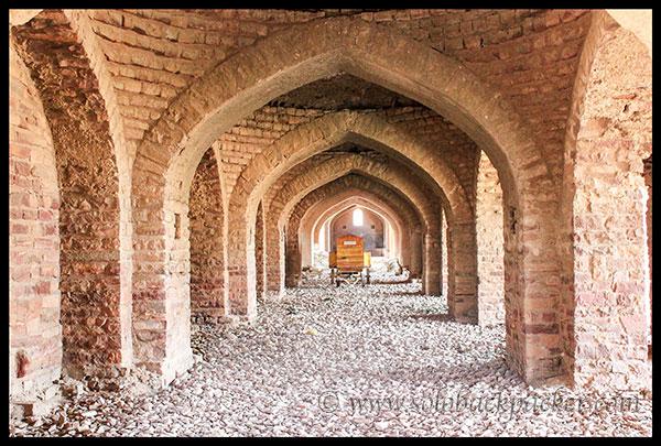 Corridor of Mint @ Fatehpur Sikri