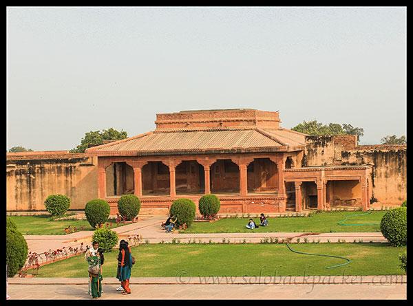Diwan-i-Aam @ Fatehpur Sikri