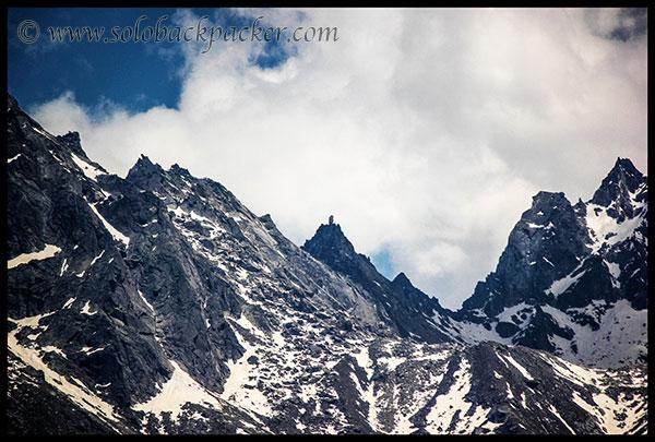 Kinnar Kailash Peak