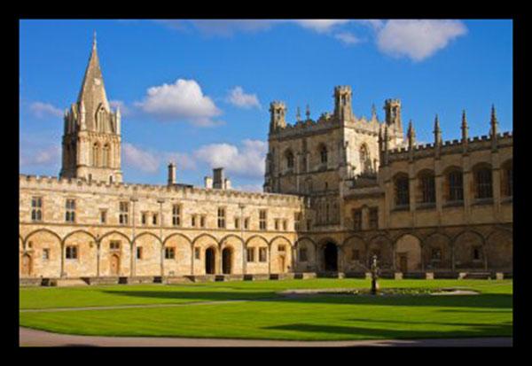 Oxford Unversity, Oxford