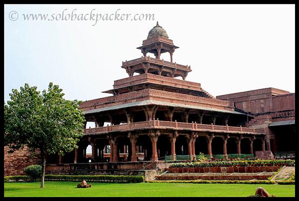 Panch Mahal @ Fatehpur Sikri