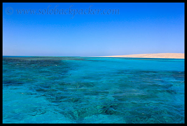 Red Sea in Hurghada