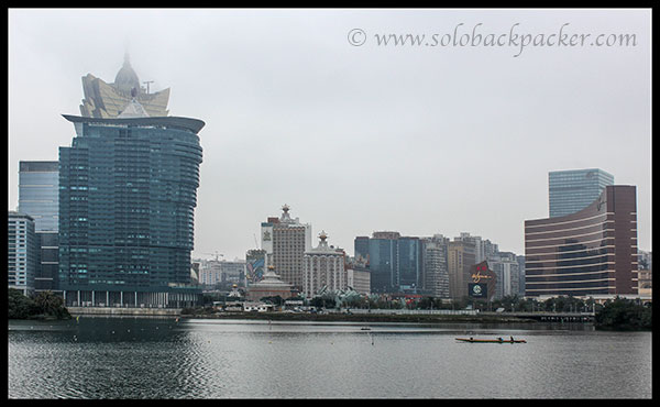 Casinos of Macau
