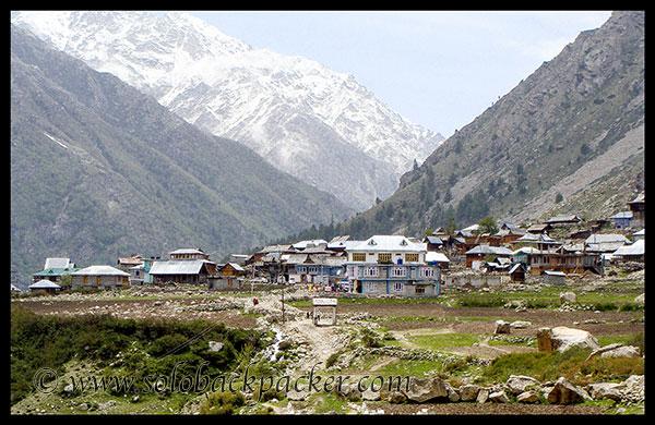 Chhitkul Village