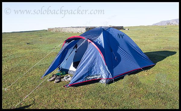 Quechua T3 Plus Tent