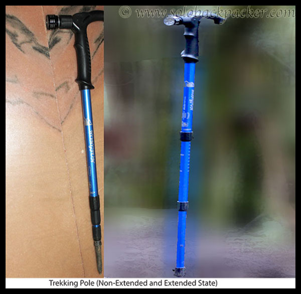 Trekking/Hiking Pole