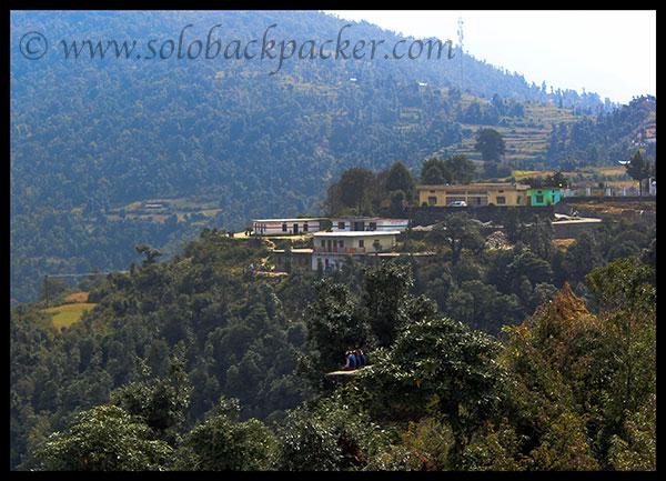 Approaching Lohajung