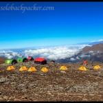 Roopkund Trek 7: Camping at Bhagwabasa