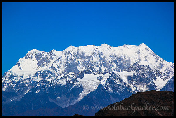 Chaukhambha Peak