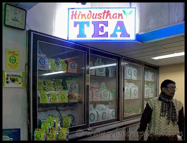 Tea Shopping @ Fancy Bazaar