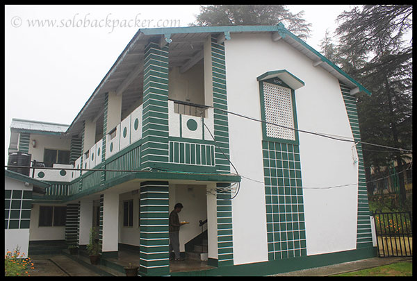 GMVN Tourist Rest House at Gwaldam