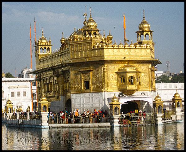 Another View of Shri Harmandir Sahib
