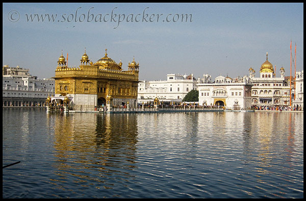 Golden Temple Complex and Amrit Sarovar