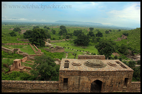Bhangarh Archaeological Site