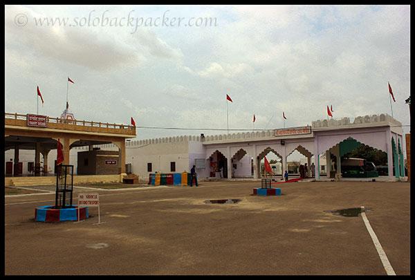 Tanot Mata Temple Complex, Tanot