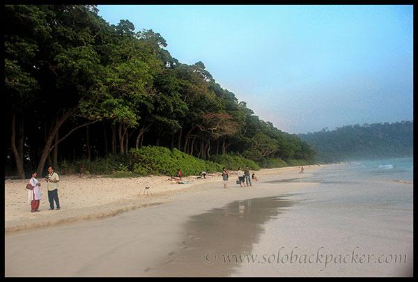 Radhanagar Beach (Beach 7)