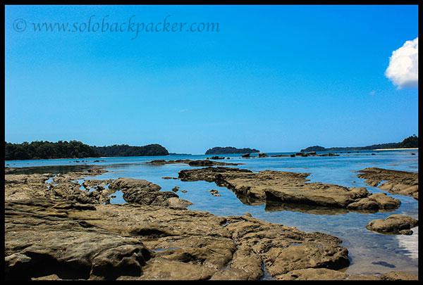Mahatma Gandhi Marine National Park , Wandoor
