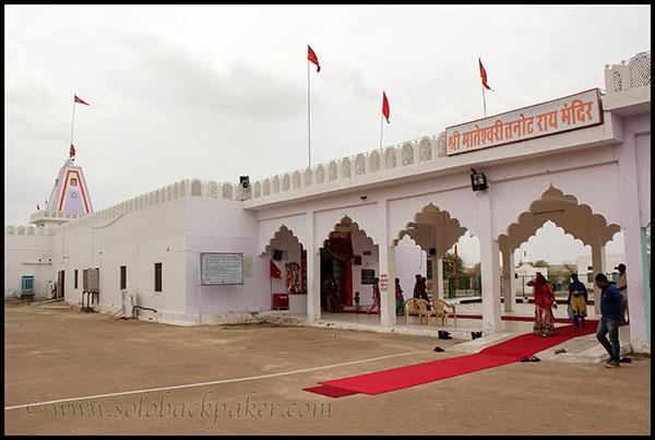 Tanot Mata Temple Complex