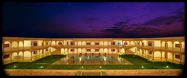 Swimming Pool of Club Mahindra Resort
