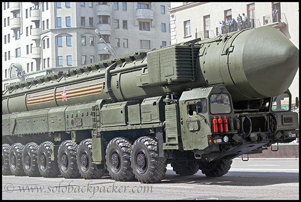 RS-24 Yars: Intercontinental Ballistic Missile