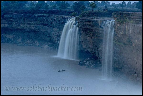Chitrakote Waterfall in Jagdalpur