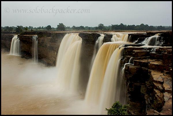 Chitrakote Waterfall